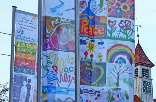 300 Bilder für den Frieden