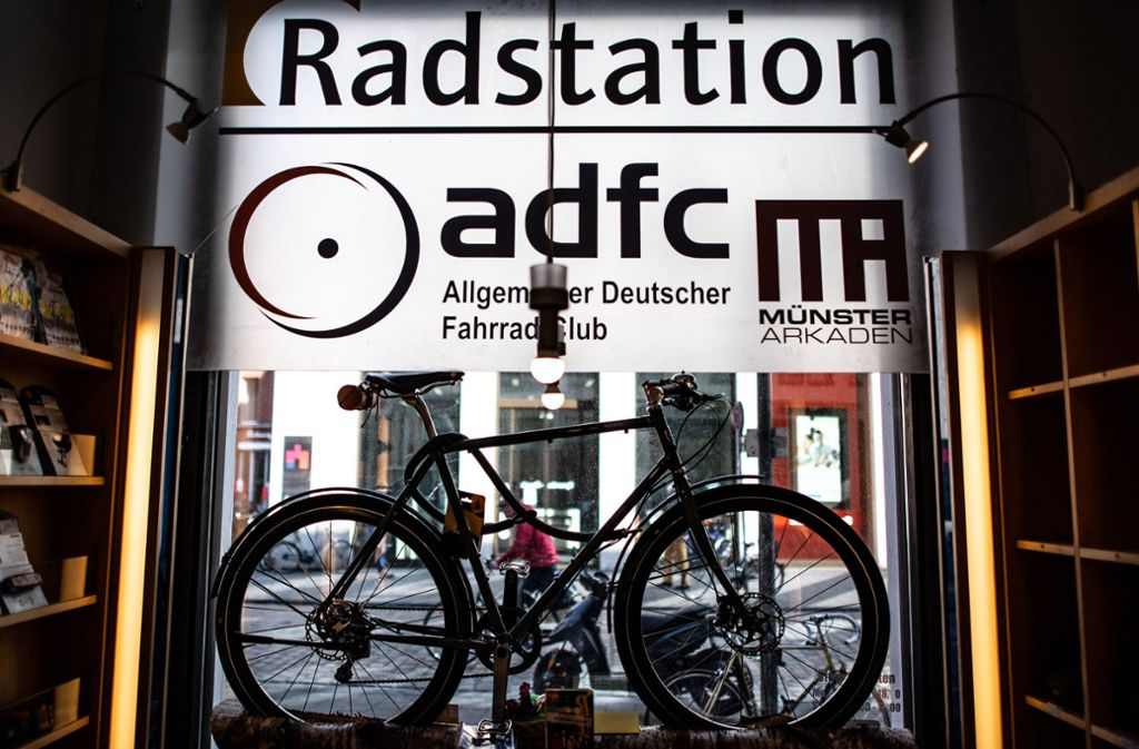 Bei der Umfrage für den Fahrradklimatest des ADFC machten 170000 Radfahrer mit. Foto: dpa