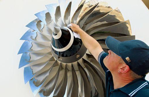 MTU profitiert vom Flugzeug-Boom