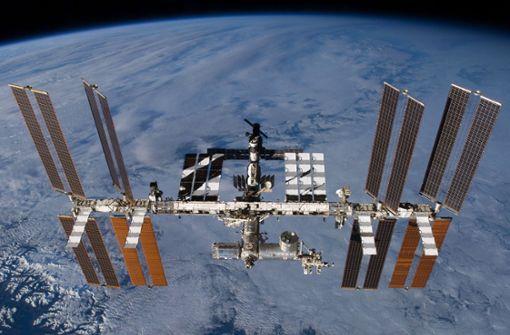 Astronauten steht Außeneinsatz-Marathon bevor