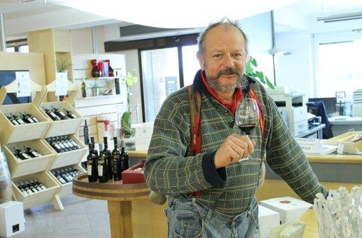 Luxuswein aus der Steillage