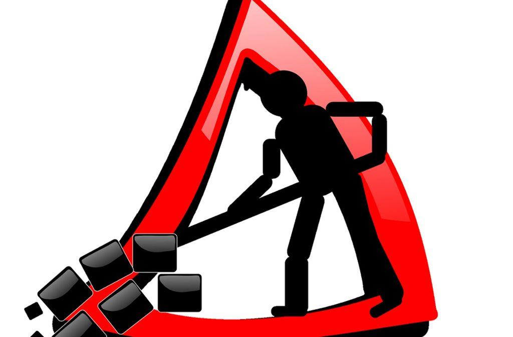 Autofahrer werden zum Teil umgeleitet. Foto: pixabay