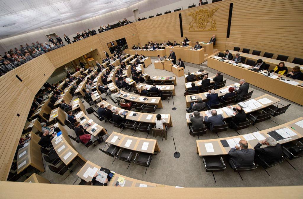 Pünktlich zum Weltfrauentag hat der Landtag die Gleichstellung diskutiert. Foto: dpa
