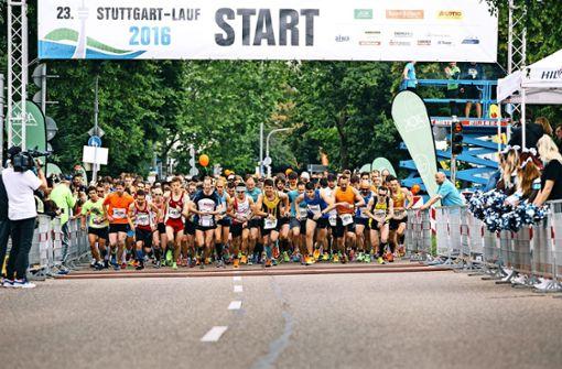 Der Stuttgart-Lauf wird 25, die Weltklasse ist lange fort
