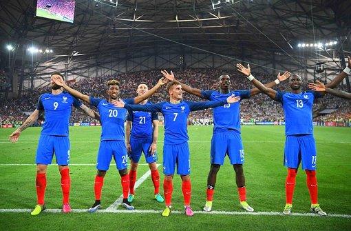 Netz kritisiert französischen Huh!-Klau