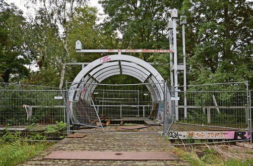 Leibfriedscher Garten soll saniert werden