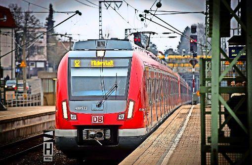 S-Bahn  fährt erst 2022 nach Neuhausen