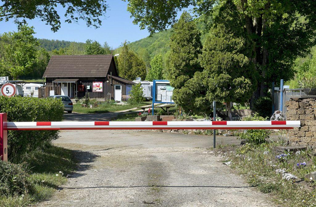 Auch der Campingplatz im Längental in Geislingen musste wegen der Corona-Pandemie schließen. Auf die Wiedereröffnung sind die Betreiber vorbereitet. Foto: Markus Sontheimer
