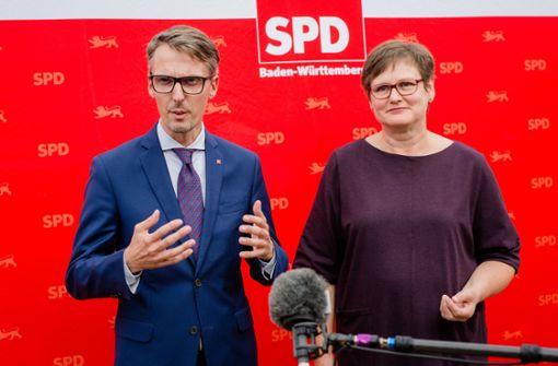 Aufbruch ins Nirgendwo für die Landes-SPD