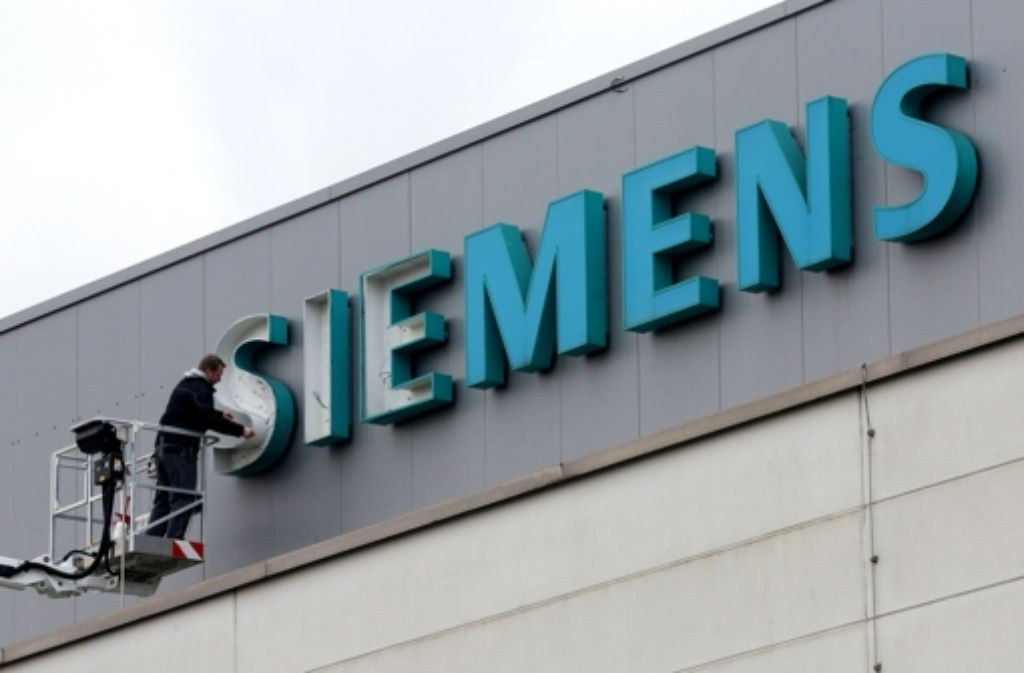 Bei Siemens gibt es weitere Einschnitte. Foto: dpa