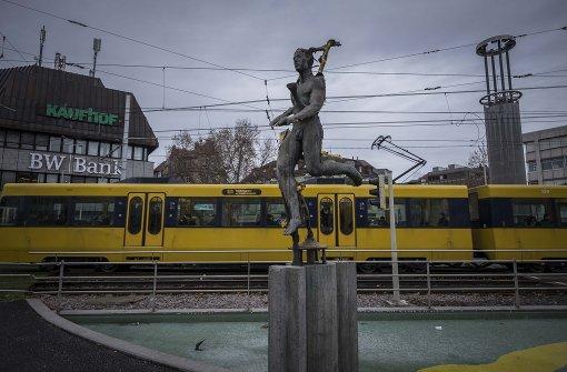 Linie U13 fährt am Wochenende nicht