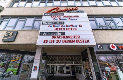 Kinos hoffen auf einen Neustart an Ostern