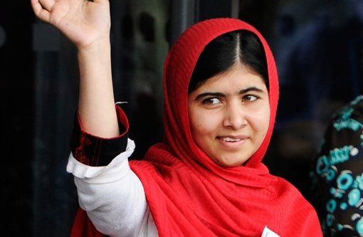 Kailash Satyarthi und Malala geehrt