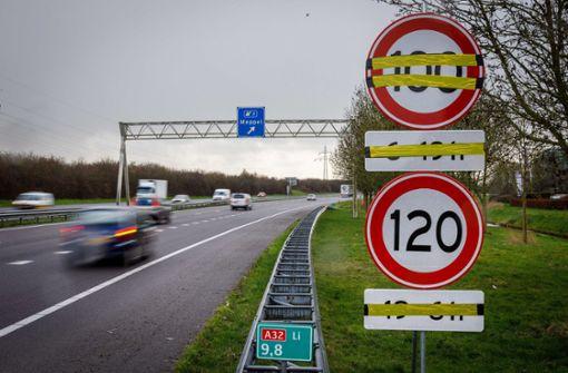 Niederlande führen Tempo 100 auf Autobahnen ein