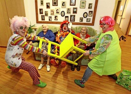 Clowns müssen nicht nur lustig sein