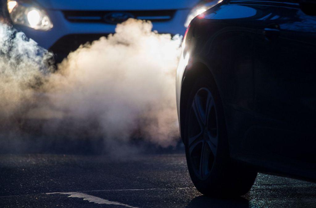 Das Thema Verkehr und Abgase treibt die Lokalpolitiker auf den Fildern um. Foto: dpa