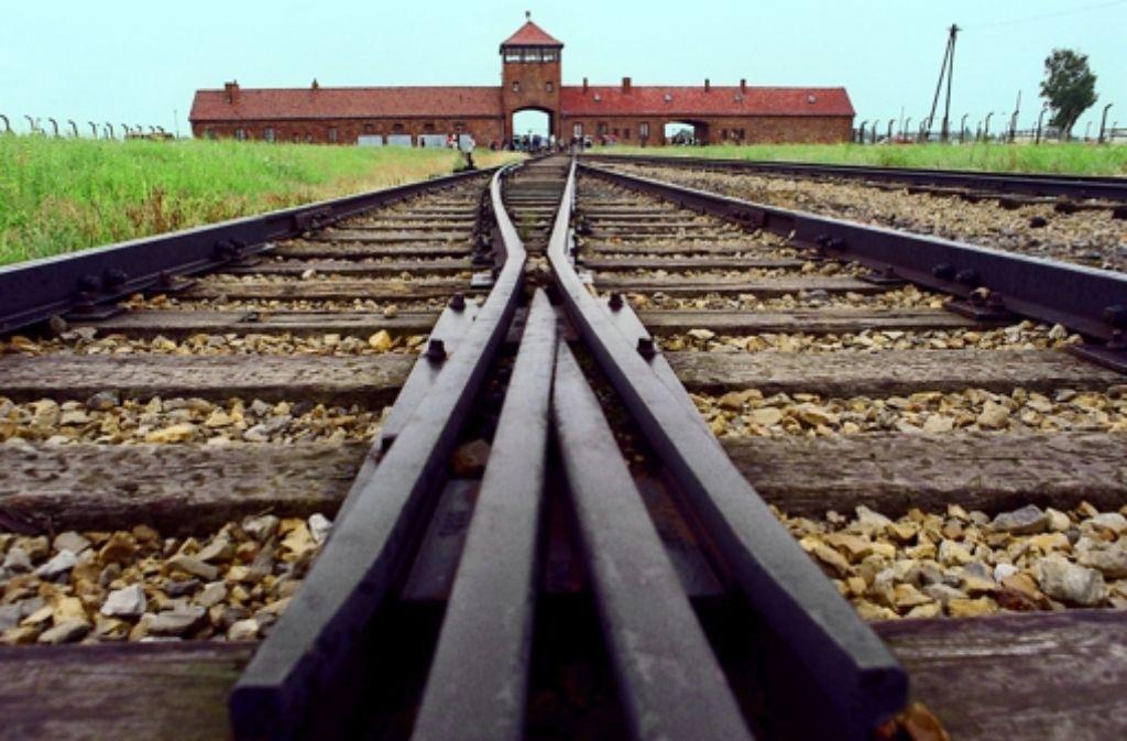 Im KZ Auschwitz soll der Mann gearbeitet haben. Foto: Zentralbild