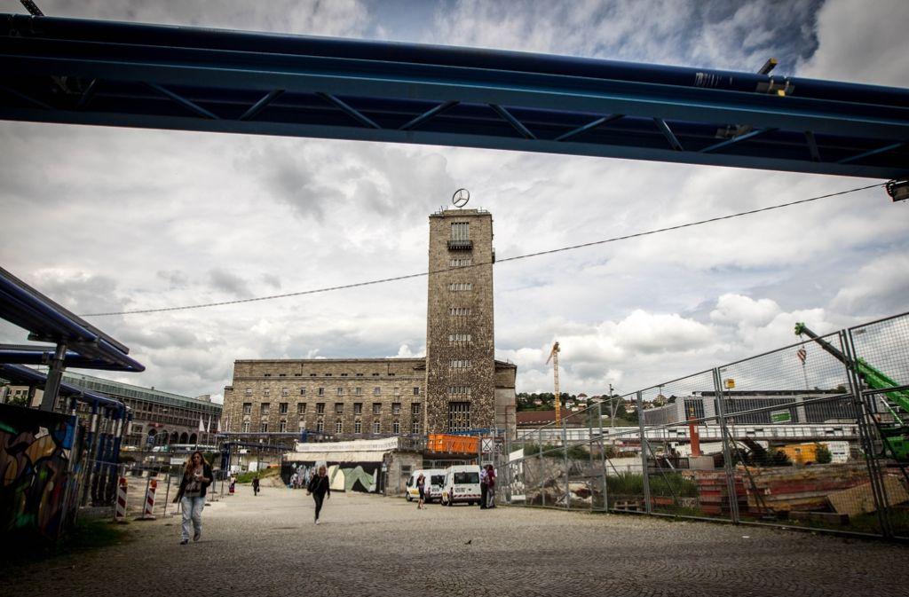 Das Stuttgarter Stadtbild ist stark von der S21-Baustelle geprägt Foto: Lichtgut/Leif Piechowski