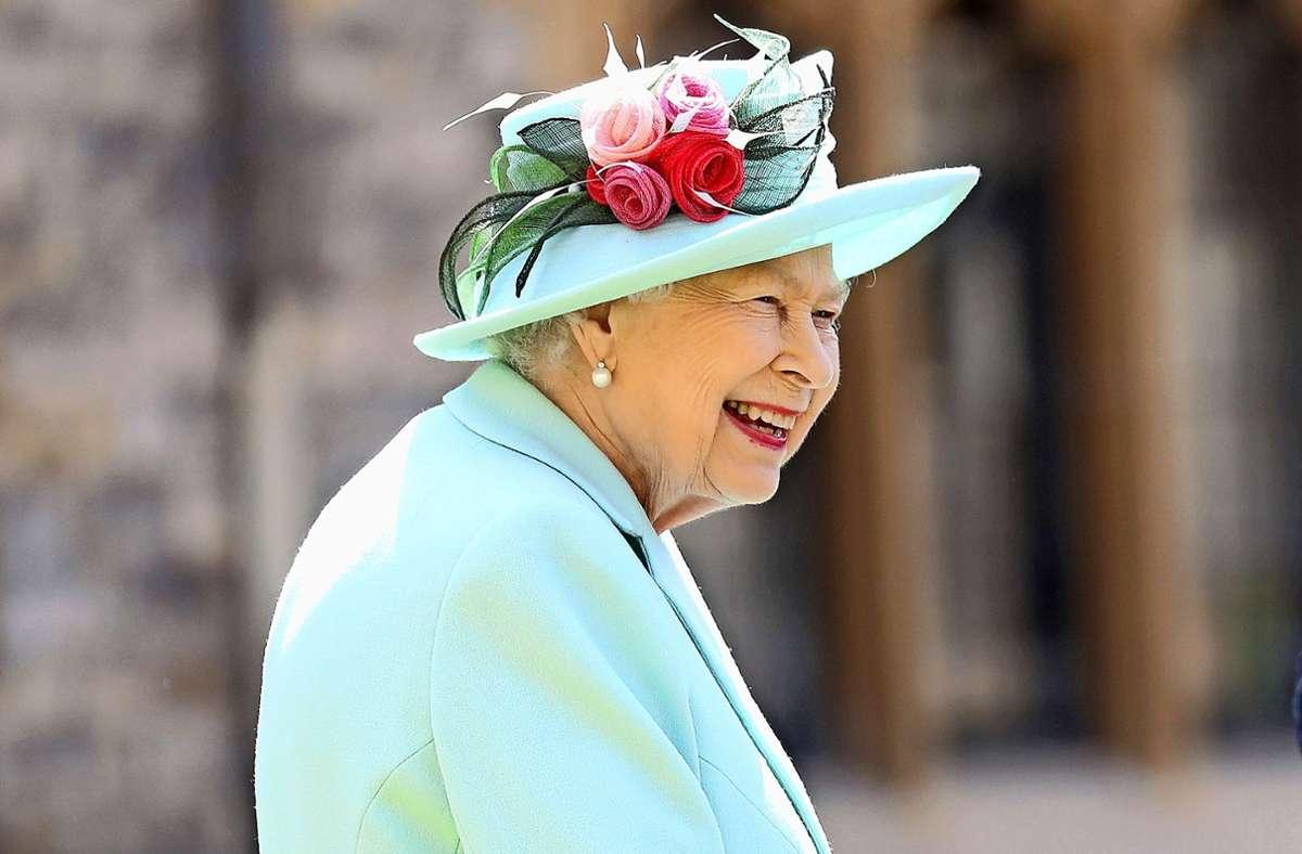 Königin Elizabeth II. (Archivbild) Foto: dpa/Chris Jackson