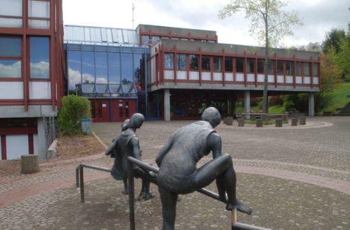 Gymnasium auf dem Steinenberg erst ab  2025