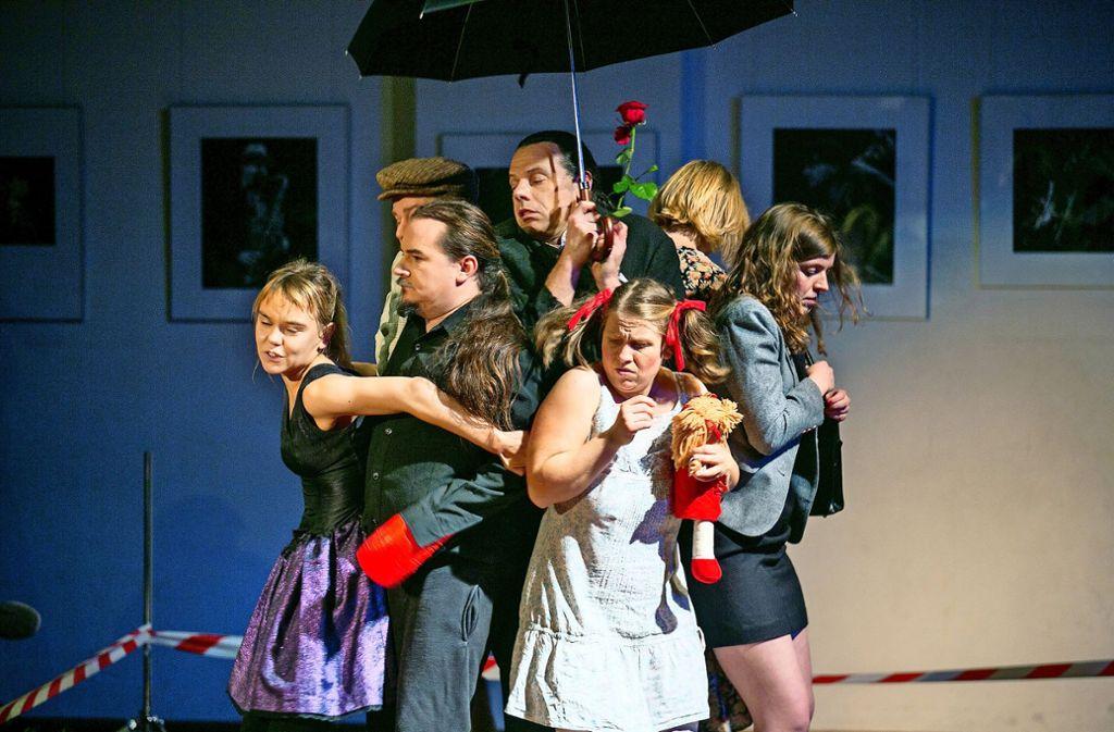 Die Berliner Amateurtheatergruppe The Wild Bunch ist schon häufiger in Göppingen zu Gast gewesen – und könnte auch in Zukunft wieder kommen. Foto: