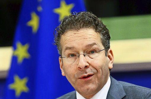 Sozialist soll Eurogruppenchef werden