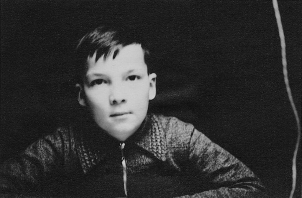 """Manfred Rommel wurde am 24. Dezember 1928 als Sohn des später """"Wüstenfuchs"""" genannten Generalfeldmarschalls Erwin Rommel und seiner Frau Lucie in Stuttgart geboren. Das Bild zeigt Manfred Rommel als 12-Jährigen. Foto: Privatarchiv Rommel"""