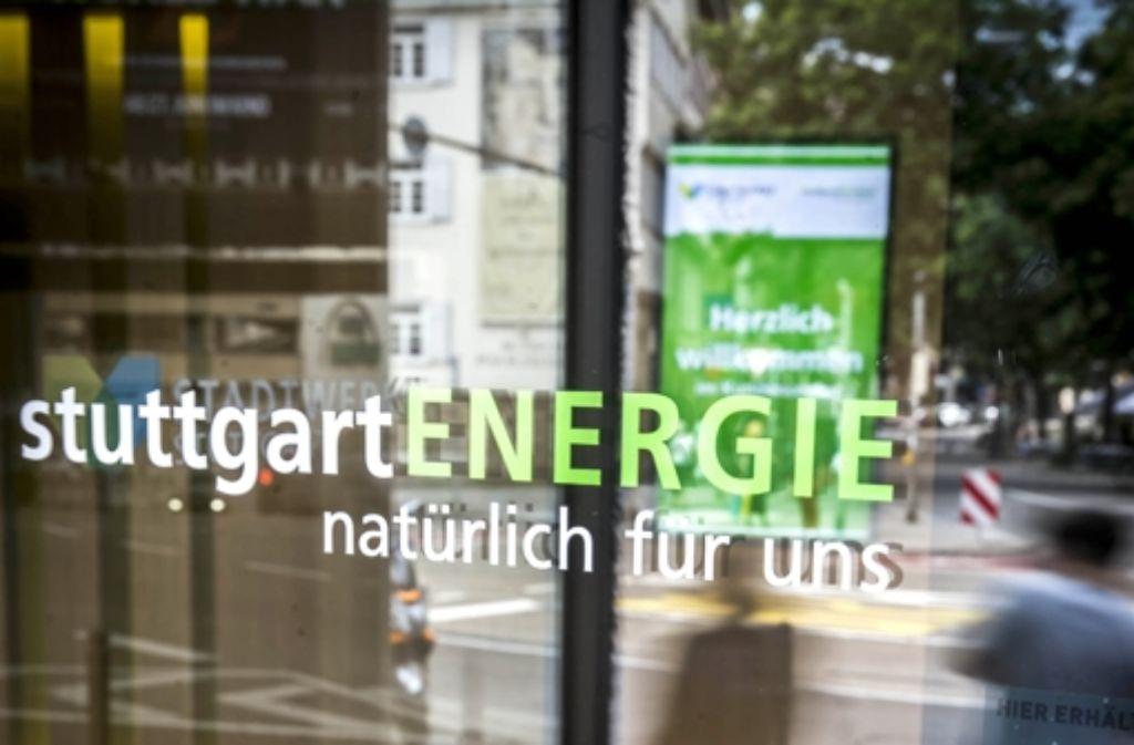 Zuschlag für die Stadtwerke: in einer Kooperation mit der EnBW-Tochter Netze BW werden die Stadtwerke das Stuttgarter Strom- und Gasnetz betreiben. Foto: Achim Zweygarth