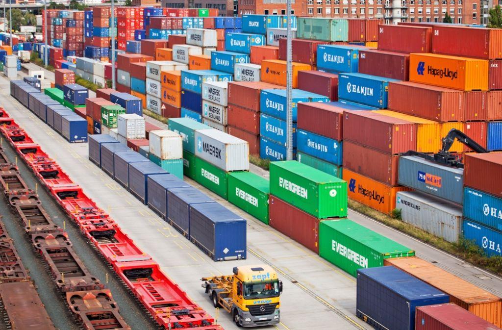 Eines der Hauptprobleme von DB Cargo: die mangelnde Pünktlichkeit Foto: dpa