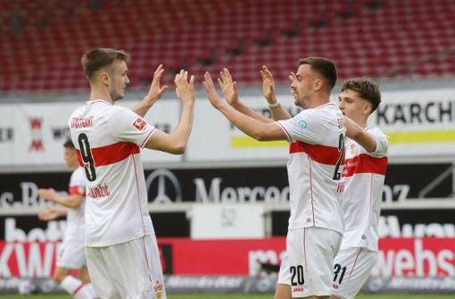 Wird der VfB Stuttgart Landesmeister?