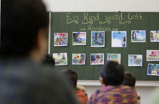 SPD macht Druck beim Ethikunterricht