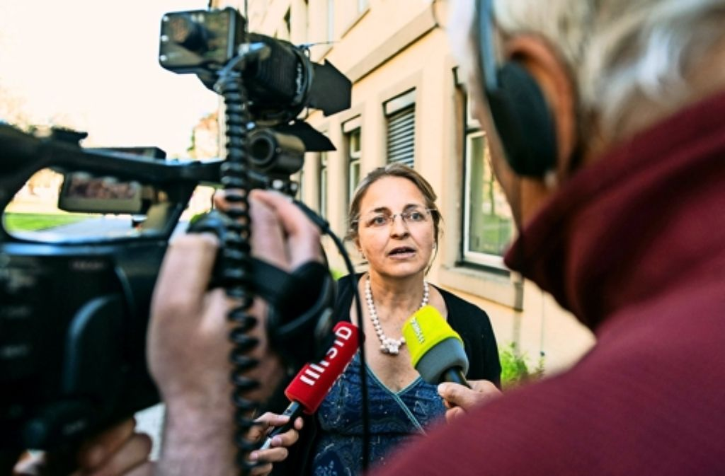 Streitbare Kommissionschefin: die Kriminologin Professor  Letizia Paoli Foto: dpa
