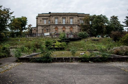 Villa Berg mit Leben füllen