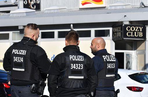 Polizei nimmt mutmaßlichen Schützen fest