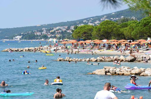 Österreich gibt Reisewarnung für Kroatien aus