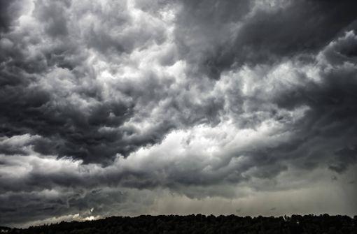 Anfang kommende Woche drohen wieder Gewitter