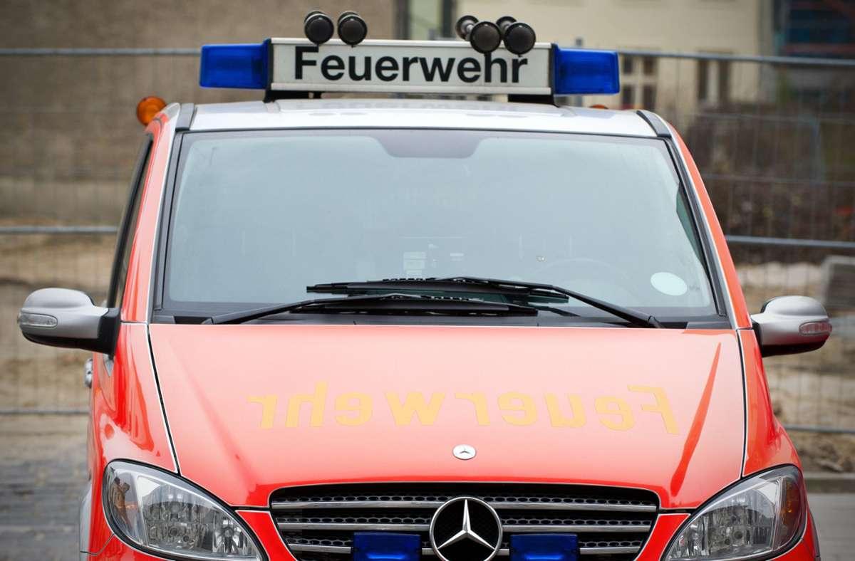 Während der Rettungsmaßnahmen wurde der Spielplatz komplett gesperrt (Symbolbild). Foto: dpa/Jan-Philipp Strobel
