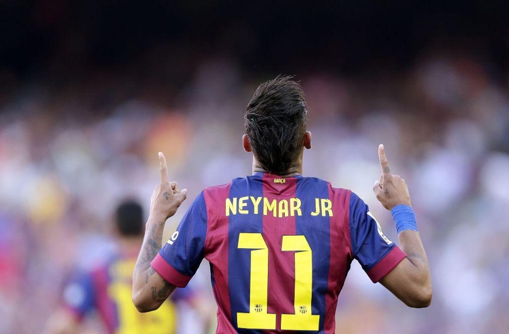 Neymar kehrt dem FC Barcelona den Rücken. Foto: AP