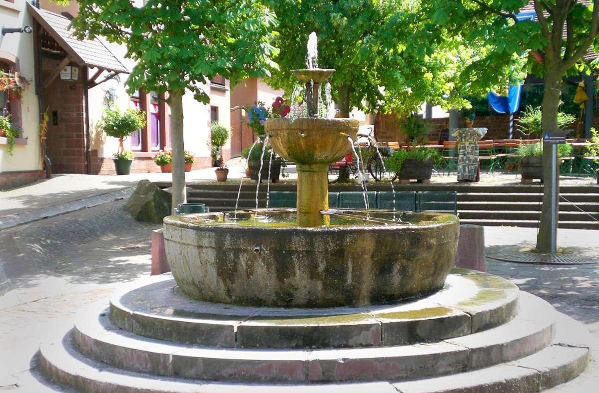 In Külsheim, der Kleinstadt mit 18 Brunnen, ist das Trinkwasser besonders teuer. Foto: facebook.com/kuelsheim