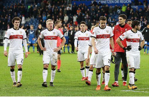 Der VfB macht wieder einen Fehler zu viel