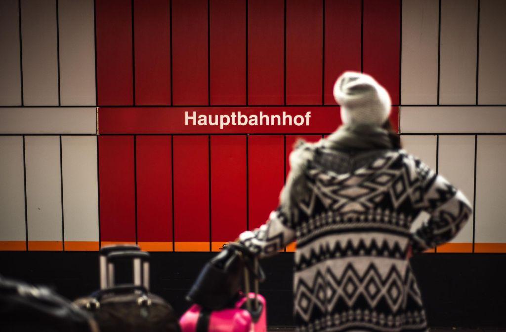 Wann kommt die S-Bahn? Foto: Lichtgut/Max Kovalenko