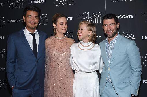 """Bestseller-Drama """"Schloss aus Glas"""" bald im Kino"""