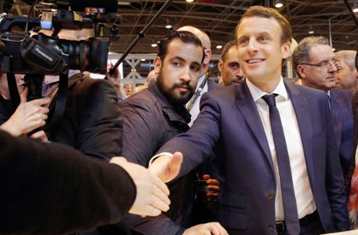 Chapeau, Macron!