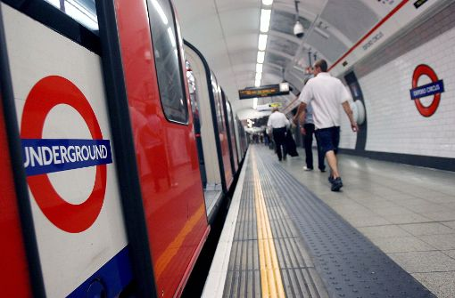 Wer ist schneller: Mann oder U-Bahn?