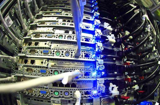 Chinesische Spionage-Chips  in US-Servern vermutet