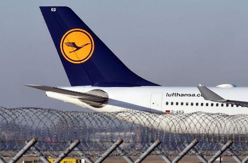 Lufthansa-Maschine muss nach Drohung landen