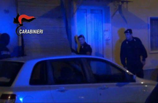 Die Mafiaspuren führen nach Stuttgart