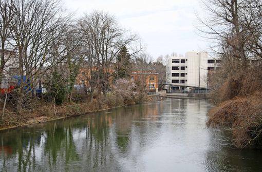 Stadt am Fluss wird Realität