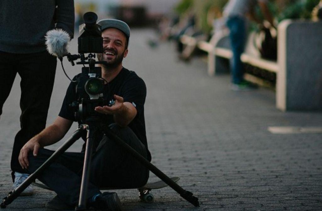 Der Stuttgarter Torsten Frank ist einer der erfolgreichsten Skateboard-Filmer des Landes. Foto: privat