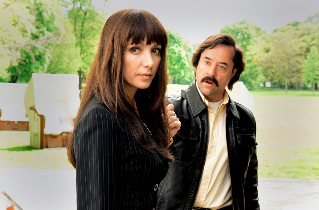 """Jan Josef Liefers und Julia Koschitz in """"Gefangen – Der Fall K."""" Foto: ZDF"""
